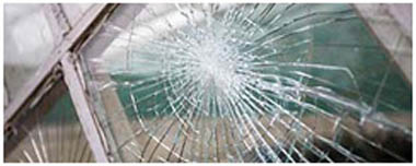Erith Smashed Glass